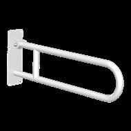 511516W Stützklappgriff Basic  Edelstahl weiß - bim