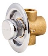 Built-in timed urinal tap:  PRESTO XT UE PS - bim