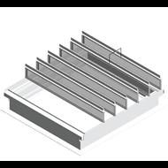 ARCALAM EVOLUPNEU - Costière aluminium - PCA - bim