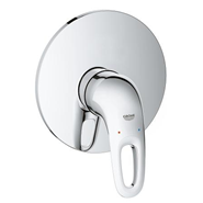 Eurostyle - Single-Lever Shower Mixer Chrome - bim