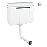 Concealed flushing cistern - bim