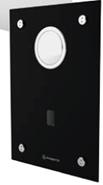 Electronic toilet faucet: PRESTO DOMO SENSIA - I with battery  6V Black - bim