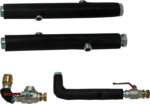 "Hydraulic manifold kit G 2 ½"" for additional VICTRIX PRO 35/55 ErP in cascade - bim"