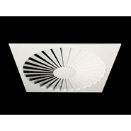 RXO (Fixed vanes swirl diffusers) - bim