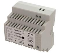 ALIMENTATION RAIL DIN 12VDC 5A ADD1260 - bim