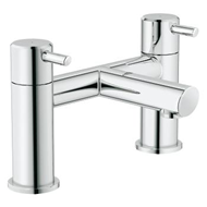 Concetto -Two-handled bath filler - bim