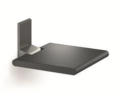 Cavere Lift-up shower seat - bim