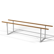 Rehabilitation Parallel Bars - bim