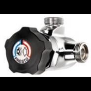 Grifo temporizado mezclador de ducha: ALPA 90 ARTE V - bim