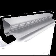 Bandeau faîtage ventilée h40 - bim