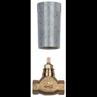 Concealed valve - bim