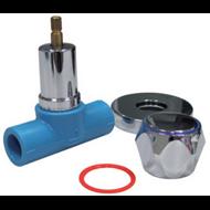 Extended stop valve niron system - bim