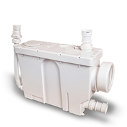 T-604CS Sanitary macerator CICLON CS - bim