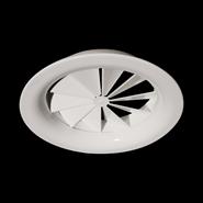 AXP (Fixed blades circular diffuser) - bim